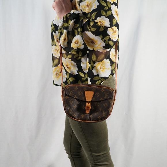 Louis Vuitton Handbags - Louis Vuitton Monogram Jeune Fille PM Shoulder Bag